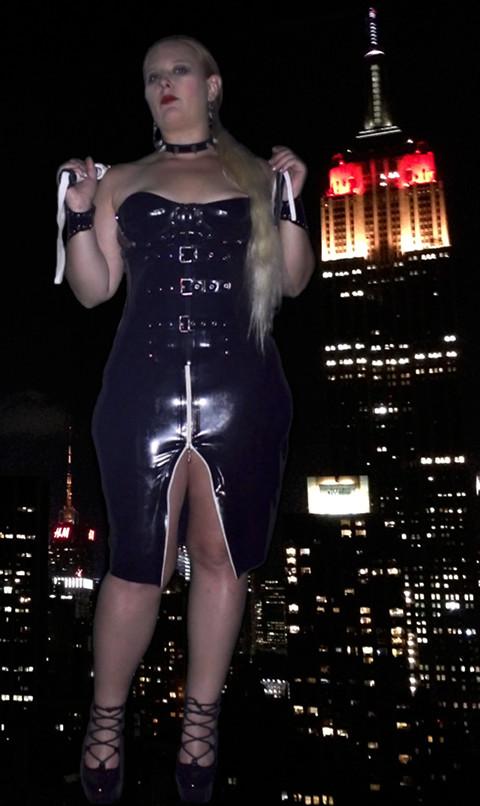Mistress Evilena Manhattan